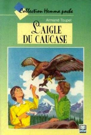 L'aigle du Caucase