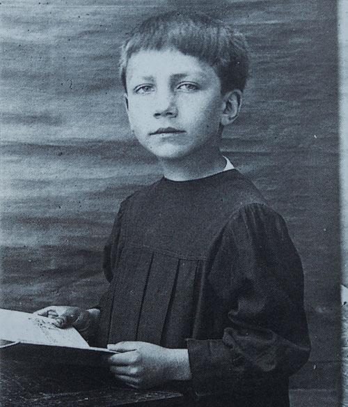 Armand Toupet en 1927