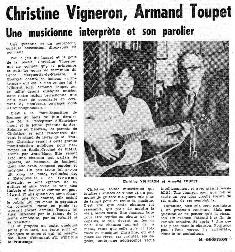 Christine Vigneron et Aarmand Toupet.jpg